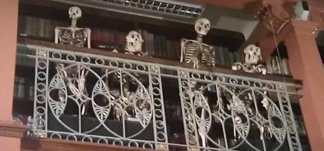 Grant balcony