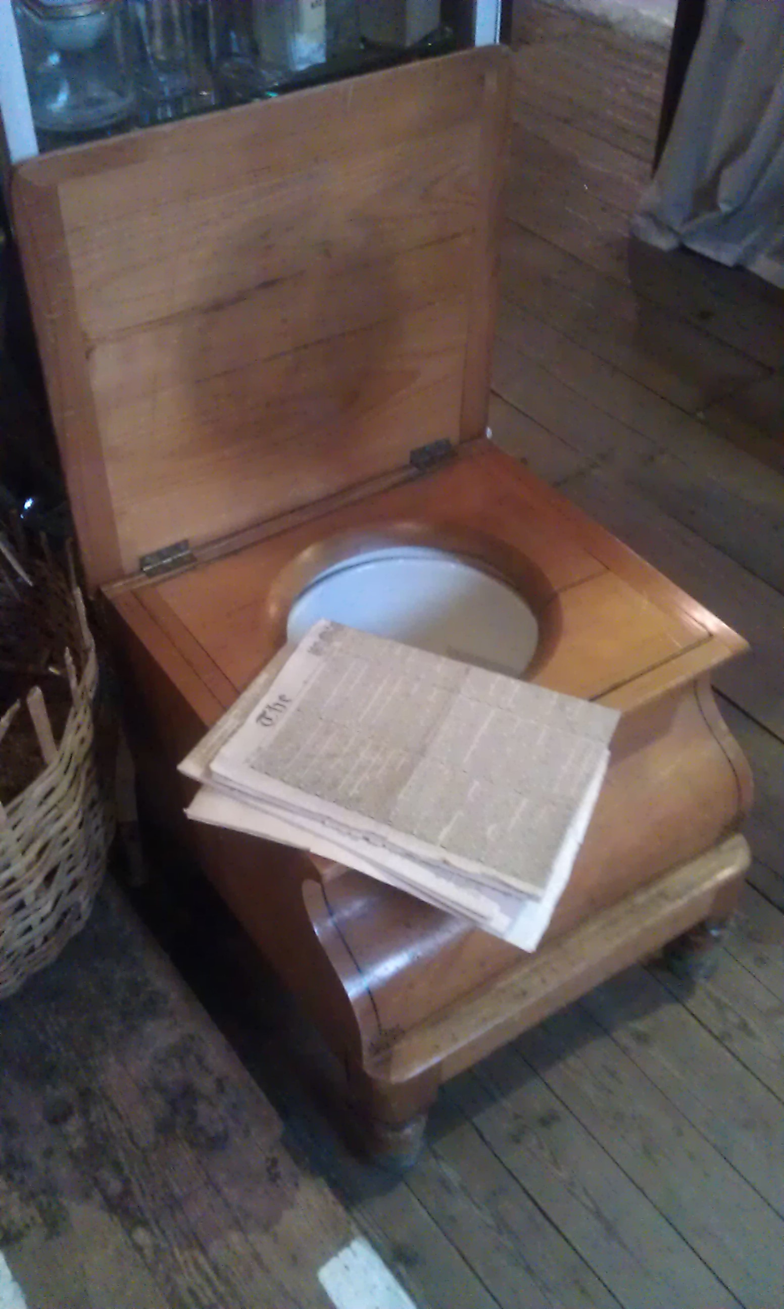 28 The Old Operating Theatre and Herb Garrett   101 London Museums