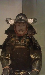 Samurai armour like this was never worn into combat, despite what you may have seen in films. Kind of like how it's thought as many as 50% of Cowboys were black. I'm full of facts me.